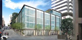 LEED, Heitman, Lincoln Property Company, Gemdale USA Corporation, HFF, San Francisco