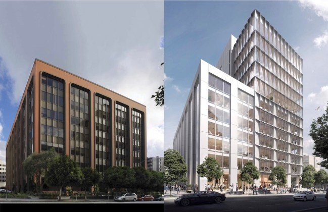 Gensler, Swig, San Francisco, Plant Construction, SoMa, CBRE 633 Folsom