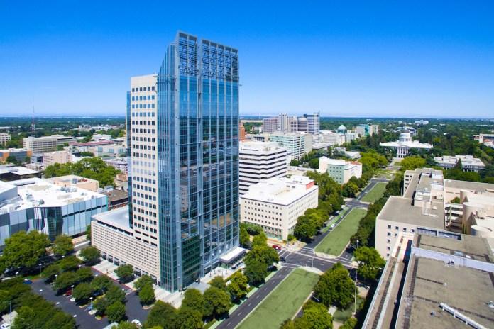 Golden One Center, Britannia Pacific Properties, David S. Taylor Interests, Shorenstein Properties, San Francisco, U.S. Bank Tower, Northern California, Sacramento, JLL