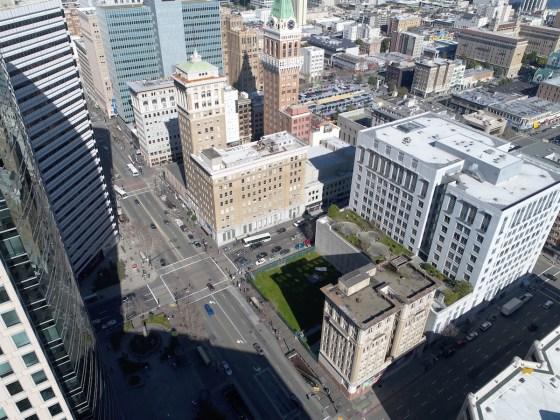 Oakland, Ellis Partners, Intercontinental Real Estate Corporation, Key System Building, Key System Railway, Bay Bridge, San Francisco, JLL, Downtown Improvement District, SEC Registered Investment Adviser