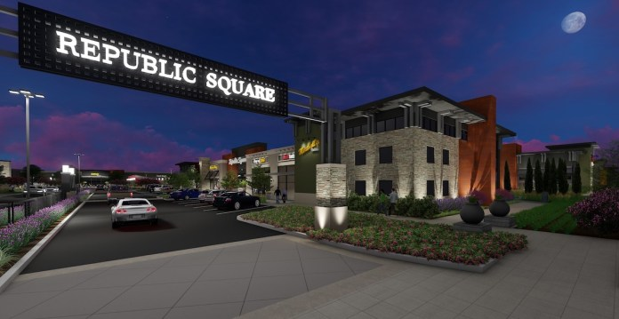 Pacific Pearl, Kaiser Permanente, Republic Urban Properties, Homewood Suites, Marriot Residence Inn, Tharldson Hospitality Group, San Francisco Premier Outlets, Simon Properties, Livermore, San Jose, Republic Square at Livermore