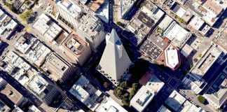 Transamerica Pyramid Center, San Francisco, Transamerica Corp, Aegon, U.S. Green Building Council, Redwood Park, JLL, Loopnet, Cushman & Wakefield