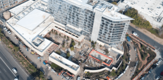 Planning Commission, Menlo Gateway Development Agreement, Independence Drive, Facebook, Marriott Autograph Collection, Hotel Nia,