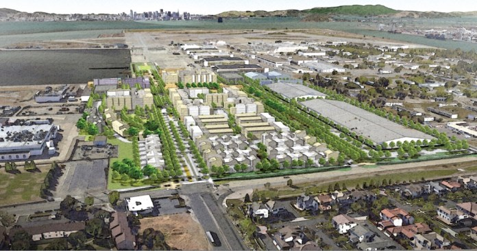 San Francisco, Cypress Equity Investments, srmERNST Development Partners, Madison Marquette, Eden Housing, Crow Holdings, Trammell Crow Residential, Alameda Point Partners, Alameda Point, Alameda