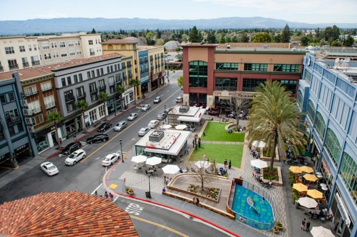 Federal Realty, Northern California, Santa Clara, Santana Row, Silicon Valley, San Jose, Newmark Knight Frank 3055 Olin Avenue