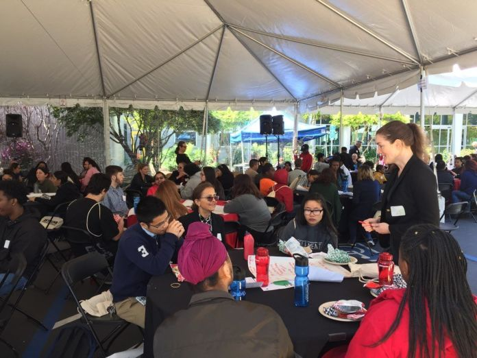 Berkeley, Emeryville, Oakland, Ric, East Bay STEM Career Awareness Day, Richhmond, Wareham Development's Aquatic Park Center, West Berkeley, STEM,