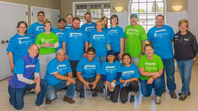 BCCI Construction Company, Bay Area, Rebuilding Together, BCCI's Community Builders team, Research and Respite for Alzheimer's Disease (RRAD), Rosa Elena Childcare Center, Rebuilding Day, Mountain View, ENR California, San Francisco Business Times, Silicon Valley Business Journal
