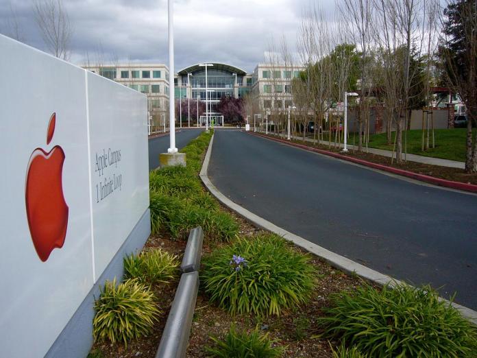 Apple Computer, Cupertino, Apple Park, North San Jose, One Infinite Loop, Bay Area, Sobrato Organization, a3 Workplace Strategies, Apple