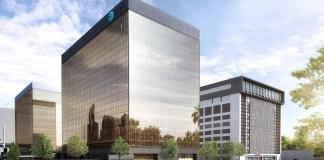 CBRE, El Segundo, Swift Real Estate Partners, GI Partners, International Life Company, East Imperial Highway, Imperial Highway, Los Angeles International Airport, DirecTV, GI Partners,