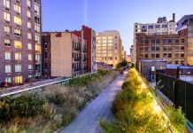 High Line, San Francisco, Green Benefit District, Strategic Placemaking, Project for Public Spaces, Work PLACE, Work SPACE, Newmark Knight Frank's Workplace Strategy and Human Experience