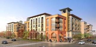 Concord Village Apartments, SVA Architects, San Francisco Bay Area, Greystone Real Estate Advisors, Concord BART Station, Fuscoe Engineering, PGA Design, Oakland, San Diego, Honolulu