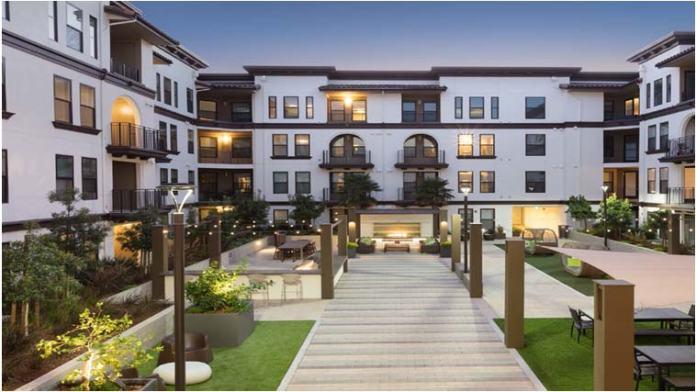 Mountain View, Sunnyvale, Santana Row, Santa Clara, Nuveen , TH Real Estate, SummerHill Apartment Communities
