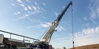 Bigge Crane, Rigging Co, Liebherr Group, Dublin, San Francisco Bay Area, Liebherr LTM 1220 All-Terrain, Liebherr LTM mobile crane