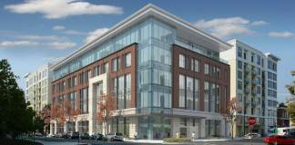 Windy Hill Property Ventures, Redwood City Planning Department, Veterans Boulevard, Main Street, Kaiser Permanente Redwood City Medical Center Hospital