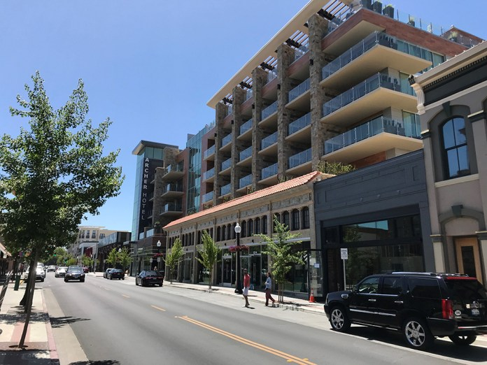 HFF, First Street Napa, Napa, California, Zapolski Real Estate, Trademark Property Company, ACORE Capital, Archer Hotel, Downtown Napa, Napa Valley