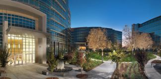 Amazon, Bay Area, Sunnyvale, Jay Paul's Moffett Towers I, Moffett Field Airfield, Silicon Valley, Silicon Valley Business Journal, Jay Paul's Moffett Gateway, Facebook, City's Moffett Park, Jay Paul's Moffett Towers II, Newmark Knight Frank