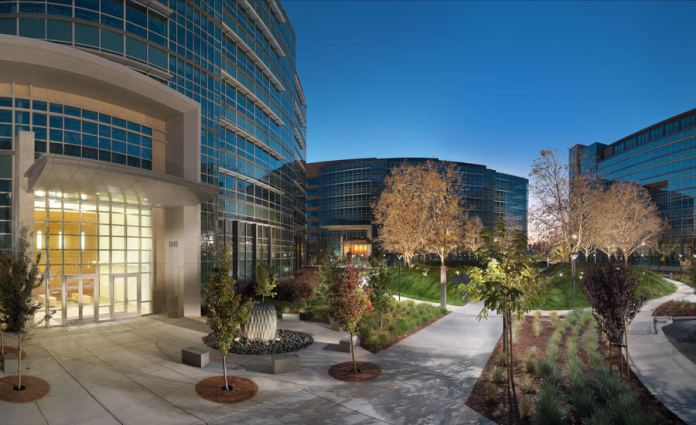 Amazon, Bay Area, Sunnyvale, Jay Paul's Moffett Towers I, Moffett Field Airfield, Silicon Valley, Silicon Valley Business Journal, Jay Paul's Moffett Gateway, Facebook, City's Moffett Park, Jay Paul's Moffett Towers II, Newmark Knight Frank