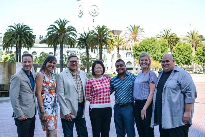 Huntsman Architectural Group, Vanbarton Group, Morgan Creek Ventures, San Francisco office, Delta Dental of California, CBRE, Vornado Realty Trust, Artisan Partners, Thor Equities,