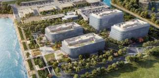 Facebook, Kylli's Burlingame Point Development, City of Burlingame Planning Commission, Gensler, Oculus, Instagram, San Francisco, Cushman & Wakefield