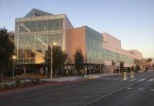 Facebook, MPK 21, Menlo Park, Frank Gehry Partners, Level 10 Construction, Community Development Department, Town Square, Bowl