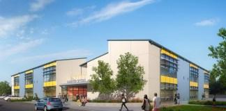 Fremont Union High School Distric, Cupertino High School, Bay Area, Blach Construction Company, Quattrocchi Kwok Architects, Gregory P. Luth & Associates, Folia
