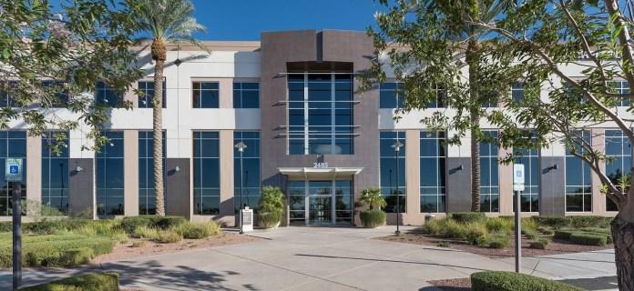 Cushman & Wakefield, San Francisco, JMA Ventures, Henderson, American Nevada Company, Cushman & Wakefield, San Diego, Green Valley Corporate Center, McCarran International Airport, Las Vegas,
