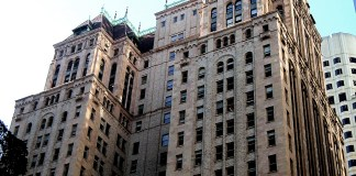 Paramount Group, North Financial District, San Francisco, 111 Sutter Street,