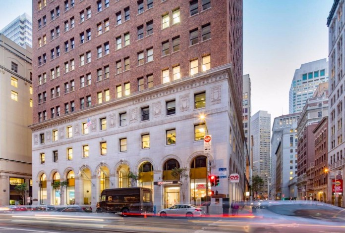 Polidev Investments, San Francisco, CBRE, Lincoln Property Company, Rockwood Capital, California Street, Pine, California