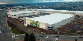 The Mural Co., Trammell Crow, San Leandro Business Center, San Leandro, BART, San Francisco, CBRE,