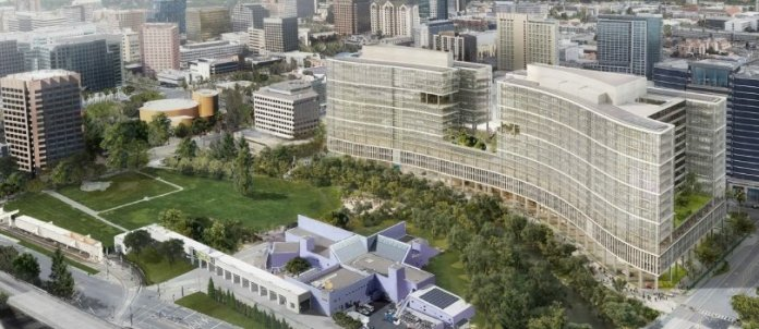 San Jose, Boston Properties, San Jose McEnery Convention Center, Google, Silicon Valley, TMG Partners, Federal Realty, Jay Paul Co., Adobe