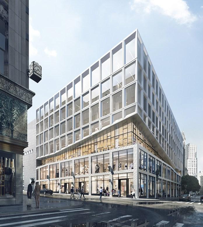 San Francisco, Blatteis & Schnur, Plant Construction, Gensler, Macy's, Northern California, Union Square