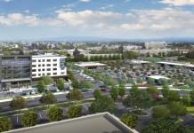 Silicon Valley, San Francisco, Peninsula, BCV Architecture + Interiors, Santa Clara, Washington Holdings, Montague Expressway, Element Westin Hotel, Google, Apple,