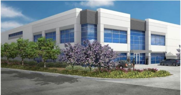 Seefried Industrial Properties, Clarion Partners, San Jose, Jennings Holdings, Danaher Corporation, HPA, San Jose International Airport, Colliers International, Silicon Valley