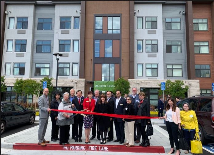 Fremont, Eden Housing, Warm Springs, Pauline Weaver Senior Apartments