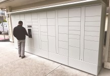 Package Concierge, Boston, automated locker solutions, Package Concierge Element Series