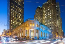 CBRE, REDCO Development, AEW Capital Management, San Francisco, 601W Companies, BART, Wells Fargo, MUNI