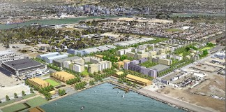 Alameda Point Partners, Alameda, Trammell Crow Residential, Crow Holdings, Cypress Equity Investments, San Francisco Bay Area, ERNST Development Partners