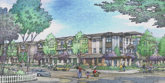 San Mateo, Sares Regis, VTBS Architects, San Jose, Bay Area, North Shoreview Elementary School, North Shoreview Montessori, San Mateo High School, San Mateo Union High School District