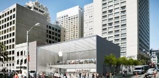 Ponte Gadea, Union Square Apple, San Francisco, Zara