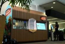 San Francisco International Airport, SFO, Briggo Coffee, The Greater Austin Chamber of Commerce, Bay Area, Lyft, Verve Coffee, Sightglass
