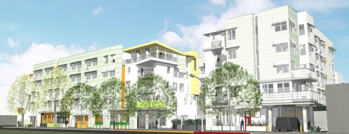 Second Street Studios, San Jose, Silicon Valley Bank, Tech CU, Silicon Valley, First Community Housing, Bay Area