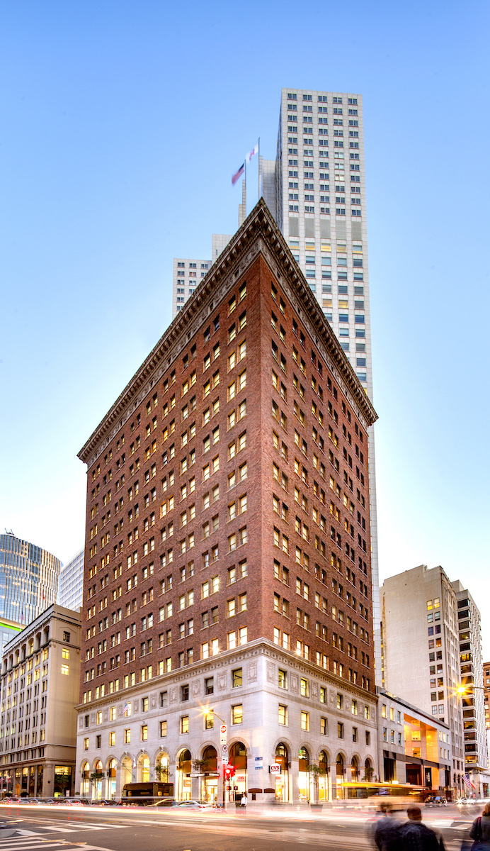 351 California Street, Tidewater Capital, Goldman Sachs Merchant Banking, CBRE, Polidev, San Francisco