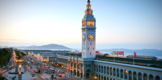 Hudson Pacific, Allianz Real Estate, San Francisco, Ferry Building, Architectural Resources Group, Northern California