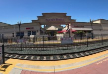 Lowe, Sequoia Station, Redwood City, Safeway Inc., Transit Center, Perry