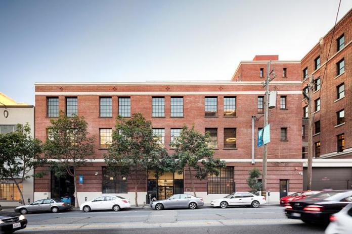 Kenson Ventures, San Francisco, 634 Second Street, Palo Alto, Thor Equities, CBRE, Okta, Cloudflare, Huntsman Architectural Group