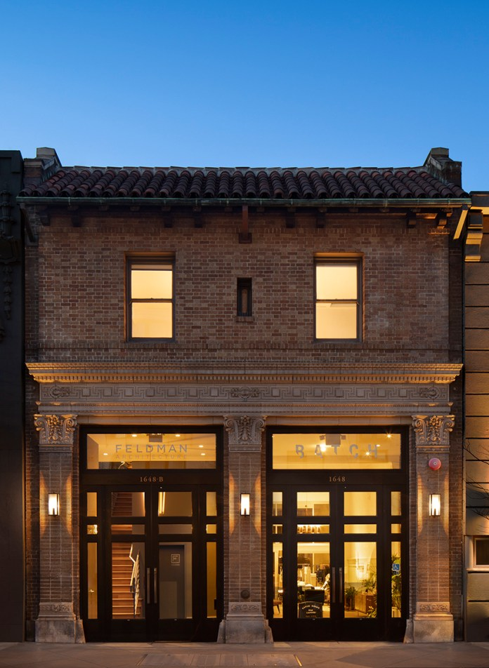 Feldman Architecture, Engine House No. 8, San Francisco