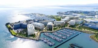 Oyster Point, Kilroy Realty, South San Francisco, Stripe,