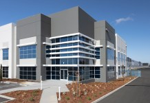UPS Conor Commercial Real Estate American Realty Advisors Pacific Commons Industrial Center Fremont McShane Construction ARA CBRE Lee & Associates