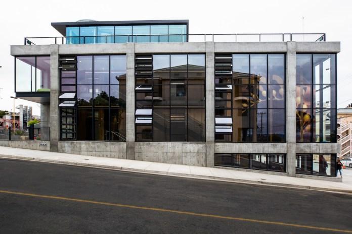Blach Construction, Monterey, Monterey Bay Aquarium, Silicon Valley