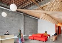 SoMa San Francisco Positive Resource Center Gensler Integrated Service Center to Reduce Homelessness Revel Architecture CRI OfficeMorph Baker Places